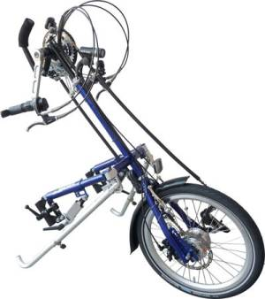 Stricker City Max, Handbike Manual