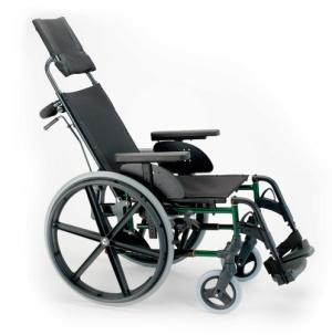 imagen secundaria Sunrise Medical Breezy Premium reclinable