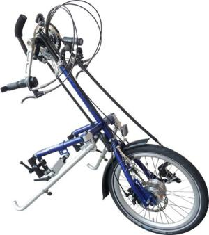 imagen secundaria Stricker City Max, Handbike Manual