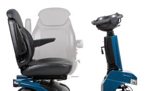 imagen secundaria Sterling Elite 2 Plus, scooter 3 ruedas