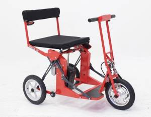 Di Blasi R30, Scooter Discapacidad Plegable