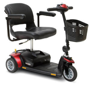 Scooter Plegable Go-Go ET3 Pride