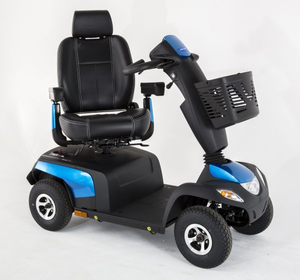 Invacare Orion Pro, Scooter 4 Ruedas